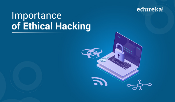 Importance of Ethical Hacking in Today's World | Edureka