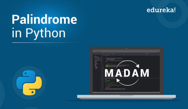 Python Program to Check a Number or String is Palindrome