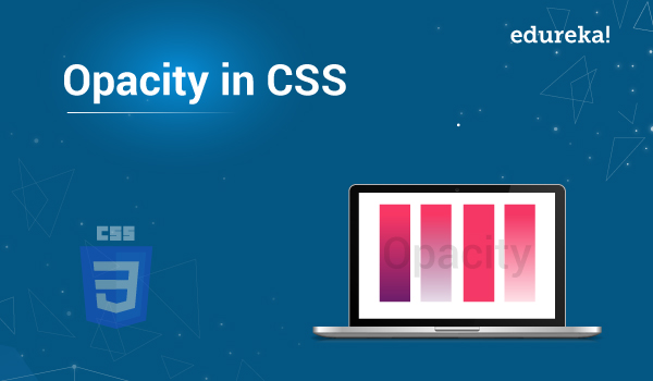 Opacity In Css Css Image Opacity And Transparency Edureka