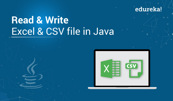 How to Read and Write Excel file in Java | Edureka