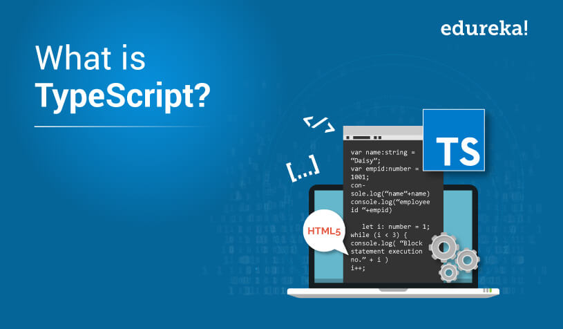 What is Typescript | Difference between TypeScript