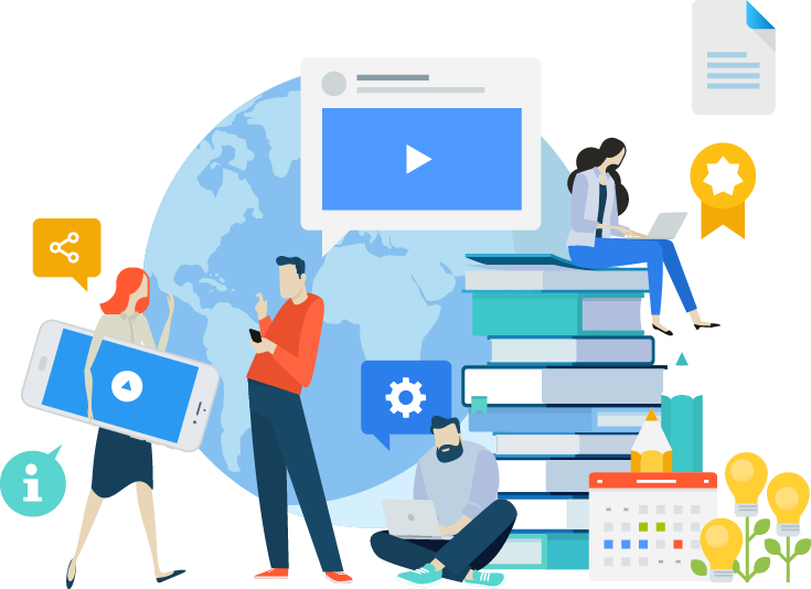 inception of online learning