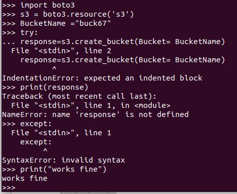 Python 2 7 install boto3 | Python Boto: How to install and configure