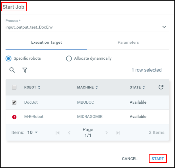 How to Start or Stop a Job in UiPath Orchestrator? | Edureka Community
