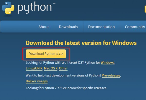 How to install python | Edureka Community