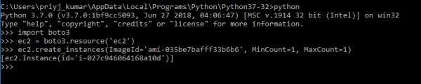 print(instance(0) id) TypeError: 'list' object is not