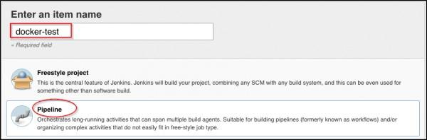 Jenkins and Docker : Build a Docker image using an jenkins