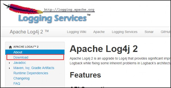 How to download and add Log4j Jars to Eclipse for Selenium