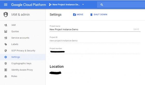 How do I delete my Google Cloud Platform Account? | Edureka Community