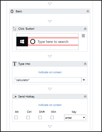 How can I reuse an exisitng automation workflow in Uipath