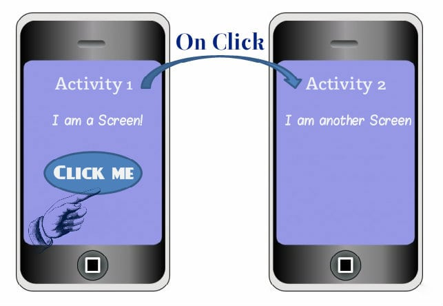 how to change first activity android