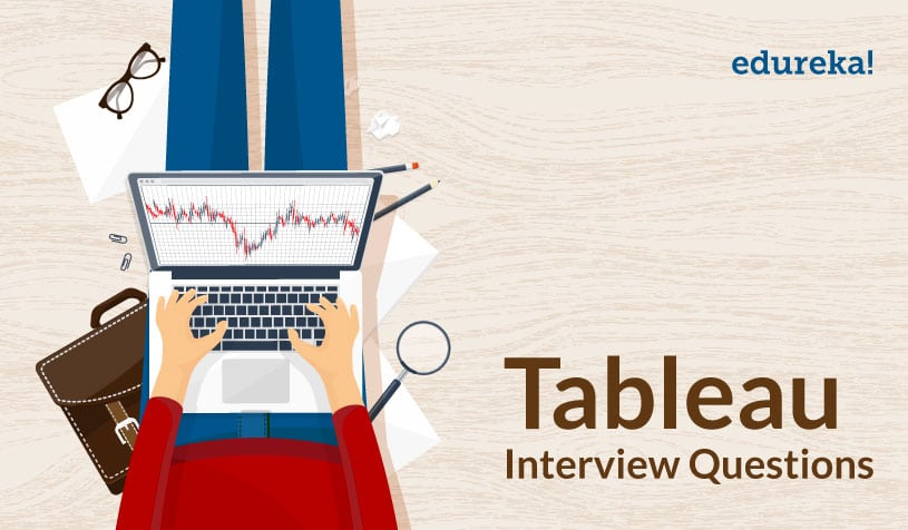 Feature Image - Tableau Interview Questions - Edureka
